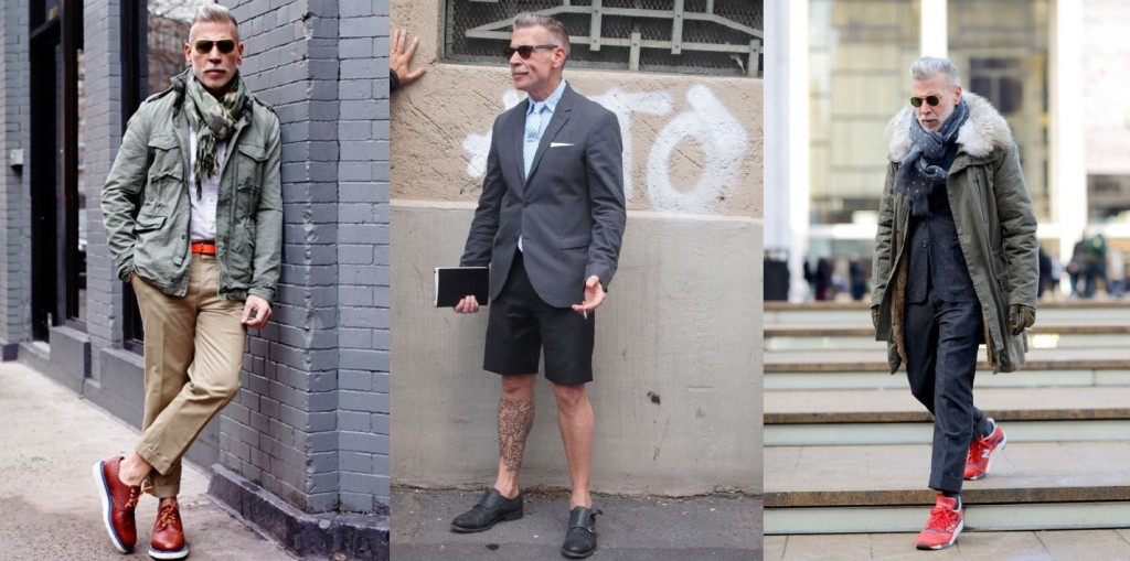 Nick Wooster 3x