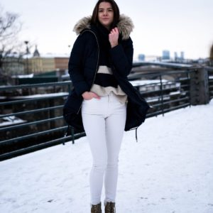OUTFIT: WINTER JACKET