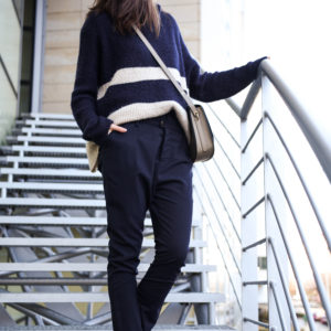 OUTFIT: BLUE TONE