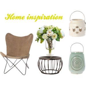 INSPO: HOME DECORATION