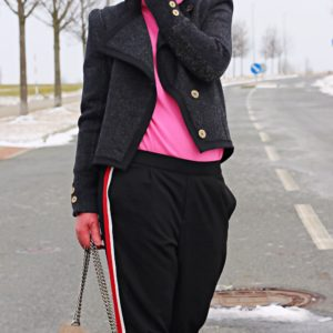 OUTFIT: KALHOTY S LAMPASY